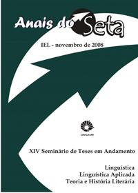 XIV Seminário de Teses em Andamento